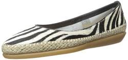 The Flexx Damen Torri, Zebra/Black Cavalino/Patent, 36 EU von The Flexx