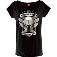 The Mandalorian This Is The Way Damen T-Shirt von The Mandalorian