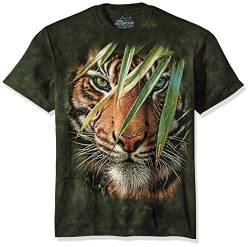 The Mountain T-Shirt Emerald Forest Tiger M von The Mountain