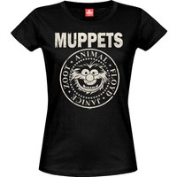 The Muppets R'N'R Damen T-Shirt von The Muppets