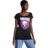 The Punisher Psychedelic Warface Damen T-Shirt von The Punisher