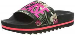 The White Brand Damen Beach Jungle Peeptoe Sandalen, Pink (Pink Pink), 36 EU von The White Brand