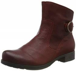 Think! Damen Denk_585015 Biker Boots, Rot (Rosso 70), 38 EU von Think!