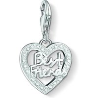 Damen Thomas Sabo Charm Club Best Friends Charm Sterling-Silber 1307-051-14 von THOMAS SABO Jewellery