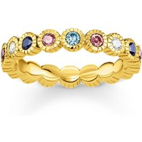 THOMAS SABO Fingerring Royalty gold, TR2225-959-7-48, 50, 52, 54, 56, 58, 60 von Thomas Sabo