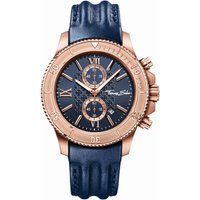Thomas Sabo Rebel Race Herrenchronograph in Blau WA0214-270-209-44MM von Thomas Sabo