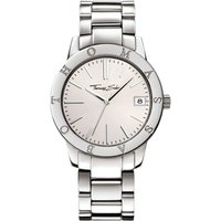Thomas Sabo Soul Herrenuhr in Silber WA0133-201-202-40MM von Thomas Sabo