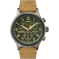 Timex Expedition Expedition Herrenchronograph in Braun TW4B04400 von Timex