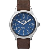 Timex Expedition Expedition Herrenuhr in Braun TW4B06400 von Timex
