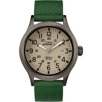 Timex Scout Expedition Herrenuhr in Grün TW4B06800 von Timex