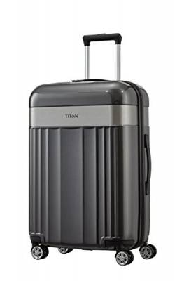 TITAN Spotlight Flash 4w 831405-04 Koffer, 67 cm, 69.0 Liter, Anthrazit von Titan