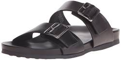 To Boot New York Bedford Fisherman Sandalen für Herren, Schwarz (Vacch Ingrass Nero), 47 EU von To Boot New York