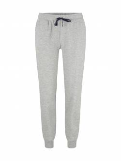 TOM TAILOR Damen Pyjama Sweathose, grau, Gr.40 von Tom Tailor