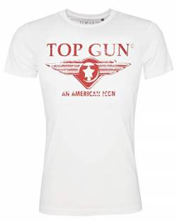 Top Gun Beach T-Shirt (XL, True red) von Top Gun