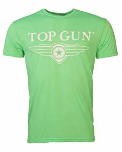 Top Gun T-Shirt Neon 6420 (L, Neon-Green) von Top Gun