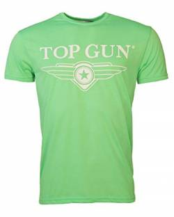 Top Gun T-Shirt Neon 6420 (XL, Neon-Green) von Top Gun