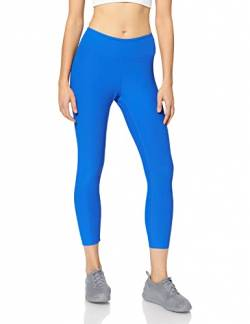 TriAction Damen DL RTW SS20 7/8 sd EX Leggings, Blau (Racing Blue 7446), 40 (Herstellergröße: L) von TriAction