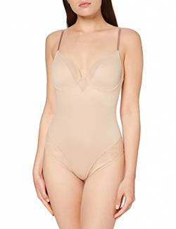 Triumph Damen True Shape Sensation BSWP Formender Body, Beige (Smooth Skin 6106), 85B von Triumph