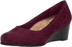 Trotters Women's Winnie Pump, Burgundy, 9.5 M US von Trotters