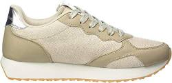 U.S.POLO ASSN. Damen Twila Sneaker, Beige (Light BEIGE LIBE), 40 EU von U.S.POLO ASSN.