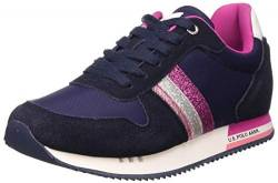 US Polo Association Damen Alfea1 Gymnastikschuhe, Blau (Drop 063), 40 EU von U.S.POLO ASSN.
