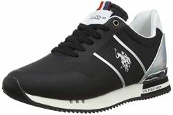 US Polo Association Damen Ambra1 Gymnastikschuhe, Schwarz (Blk 004), 38 EU von U.S.POLO ASSN.