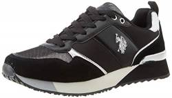 US Polo Association Damen Tabitha4 Gymnastikschuhe, Schwarz (Blk 004), 40 EU von U.S.POLO ASSN.