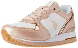 US Polo Association Damen Tuzla2 Gymnastikschuhe, Mehrfarbig (Off/Copp 068), 39 EU von U.S.POLO ASSN.