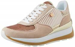 US Polo Association Damen Valery3 Paillettes Gymnastikschuhe, Pink (Nude 055), 39 EU von U.S.POLO ASSN.