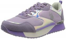 US Polo Association Damen Verona1 Gymnastikschuhe, Violett (Lil 060), 37 EU von U.S.POLO ASSN.