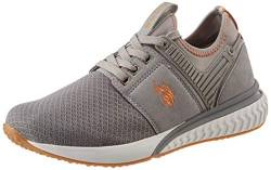 US Polo Association Herren Tevez2 Gymnastikschuhe, Grau (Grey 005), 43 EU von U.S.POLO ASSN.