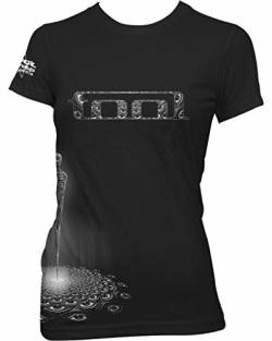 Tool 'Spectre Baby Doll' (Black) Womens Fitted T-Shirt (medium) von Unbekannt