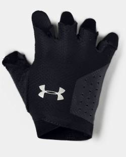 Under Armour Damen UA Leichte Trainingshandschuhe Schwarz LG von Under Armour
