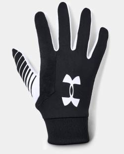 Under Armour Herren UA Field Players 2.0 Handschuhe Schwarz SM von Under Armour