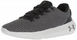 Under Armour Damen Ripple Laufschuhe, Schwarz (Black-Graphite), 37.5 EU von Under Armour