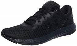 Under Armour Herren UA Charged Impulse Laufschuhe, Schwarz Black Black, 45 EU von Under Armour