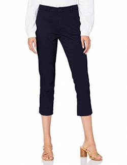 United Colors of Benetton Damen Pantalone Hose, Peacoat 252, 38 von United Colors of Benetton