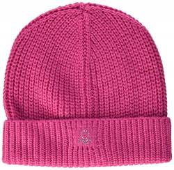 United Colors of Benetton (Z6ERJ) Mädchen Berretto Beanie-Mütze, Fuchsia Purple 02a, S von United Colors of Benetton (Z6ERJ)