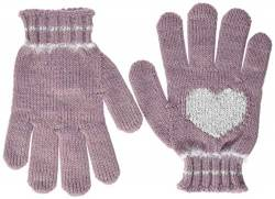 United Colors of Benetton (Z6ERJ) Mädchen Guanti Winter-Handschuhe, Violet 902, S von United Colors of Benetton (Z6ERJ)