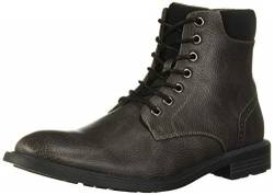 Unlisted by Kenneth Cole Herren Roll Boot D modischer Stiefel, anthrazit, 40 EU von Unlisted by Kenneth Cole