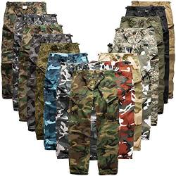 Urbandreamz BDU Hose Red Camo - L von Urbandreamz