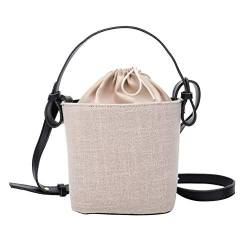 VALICLUD Chic Bucket Bag Cross-Body Bag Exquisite Woman Bag Freizeittasche für Lady von VALICLUD