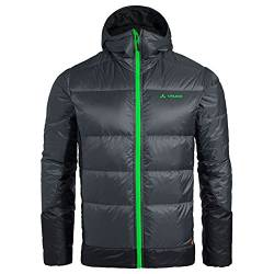 VAUDE Herren Men's Kabru Hooded Jacket III Jacke, Anthracite, M von VAUDE