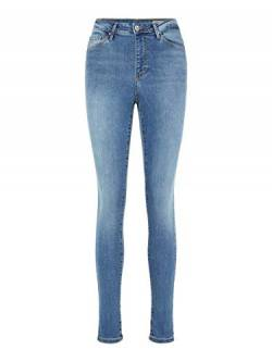 VERO MODA Female Skinny Fit Jeans VMSOPHIA High Waist M32Light Blue Denim von VERO MODA