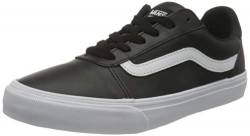 Vans Ward Deluxe, Damen Low-Top-Trainer, (Tumble) Black/White, 38 EU (5 UK) von Vans