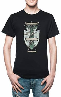 Dark Angels - Never Forget, Never Forgive Herren T-Shirt Schwarz von Vendax