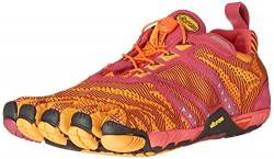Vibram FiveFingers Damen KMD Evo Outdoor Fitnessschuhe, Mehrfarbig (Red/orange/Black), 36 EU von Vibram Five Fingers