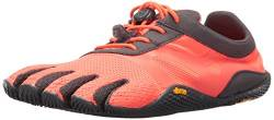 Vibram FiveFingers 17W0701 KSO Evo, Outdoor Fitnessschuhe Damen, Orange (Fire Coral/Grey), 37 EU von Vibram Five Fingers