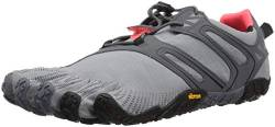 Vibram FiveFingers Damen V-Trail Sneaker, Mehrfarbig (Grey/Black/Orange 17w6906), 36 EU von Vibram Five Fingers