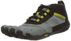 Vibram Women's V-Trek Black/Grey/Citronelle Hiking Shoe von Vibram